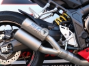 Honda CBR650R, SC-Project Twin CR-T Auspuffanlage - Soundcheck