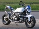 Honda CBX 1000 - Bildschöner Umbau, geiler Austin Racing Sound