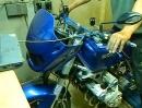 Honda CBX1000 mit Einspritzung beim Prüfstandslauf - Endlich fertig!
