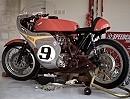 Honda CR750 M3 - Werksmotorrad - Super Film und was auf die Ohren