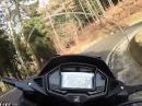 Honda Crossrunner 2015 Test in zügig