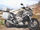 Honda Crosstourer - Abenteuer-Sporttourer mit V4-Motor