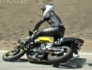 Honda F4i Highsider und Crash in der Snake