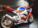 Honda Fireblade SP2: Walkaround Intermot