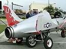 Honda Goldwing F15 Jet Fighter - ich sach noch die Amis haben sie nicht alle!
