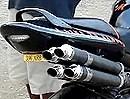 Honda Hornet 4in1in4 Auspuffanlage - wer schraubt sowas an das Motorrad
