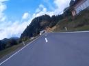 Honda Hornet Fun - Mariazell, Kalte Kuchl