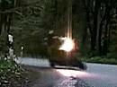 Honda Hornet - Meine Nisse und Ich 2009