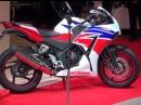 Honda Intermot: CBR300R | VFR800X Crossrunner von Tourenfahrer