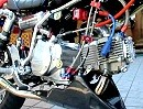 Honda Monkey Z50 Custombike 105ccm - einmal alles was geht - cooler Umbau