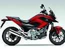 Honda NC700X - Crossover mit Zweizylinder-Reihenmotor Einsteiger/Mittelklasse