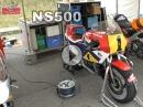 Honda NS500 1984 - Freddy Spencers Zweitakt Waffe