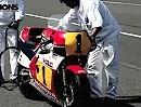 Honda NSR500 1984 von Freddie Spencer - Benzin in zwei Takten abfackeln!