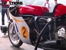 Honda RC181 (1967) 500ccm: wenn der Auspuff böse schreit, ist der Frühling nicht mehr weit