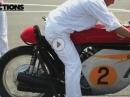 Honda RC 181 500ccm Vierzylinder 1967 - Wenn 500ccm rumpöppeln!