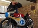 Honda RC174, 294ccm, 6 Zylinder (1966) - Böse was auf die Ohren