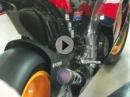 HONDA RC212V MotoGP - Casey Stoners kleine Nachtmusik: Heißer und dreckig
