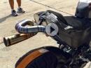 Honda RC213-V Sepang 2016 WarmUp für die MotoGP Test
