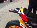 Honda RC213V, Dani Pedrosa, WarmUp Misano - Pump up the volume!