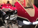 Honda RC213V-S V4 MotoGP Ableger für die Straße - Kracher