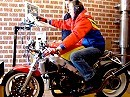Superbike Honda RC30 Dynojet 250i Rollenprüfstand bei Wellbrock & Co.