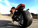 """Honda RC51 360er dicken """"Backen"""" - schlecht fürn Kringel für die Flaniermeile ein Hinkucker"""