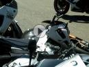 Honda RCV 188.000 € Umfaller = Rahmenschaden