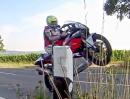 Verwackelt? Honda (SC45) SP2 spielt mit Rollei 5S - Nix wackelt Mount Test bestanden