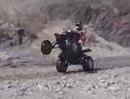 Honda TRX700XX - ATV First Ride