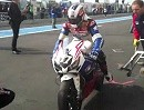 Honda TT Legends Bol d'Or 2012 Warm Up