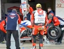 Honda TT Legends. Boxenstopp Analyse
