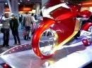 Honda V4 Prototyp auf der Intermot 2008 - look around