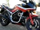 Honda VF500F Interceptor | Bikeporn | Dynorun | Soundcheck | PS-Treff