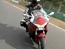 Sporttourer Honda VFR1200F in Action