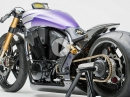 Honda VT1300 Switchblade - Geiler Umbau von Honda R&D Americas