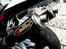 Honda VTR 1000 SP2 HRC RC51 Sound Akrapovic Gulf Le Mans GP