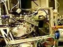Horex VR6 Prüfstandslauf Motor - hört sich arg böse an