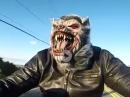 'Horror Biker' - Du denkst an nix Böses und guckst in den Rückspiegel ...
