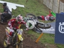 Horror Crash beim Motocross of Nations: Anstie - Rauchenecker