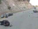 Horror Crash: Harley-Davidson vs. Ducati - Passt auf Euch auf!!!