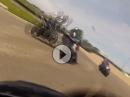 Horror Crash Mettet: Bremsversagen und viele Schutzengel - Heftig