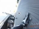 Horror Crash Überrolt von LKW - unverletzt! - Unglaublich!!!