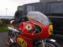 Horst Saiger Classic TT 2016 Isle of Man - Renntagebuch