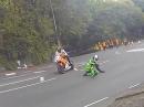 Horst Saiger Crash TT 2014 - Fahrer OK nichts passiert
