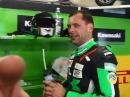 Horst Saiger Le Mans 2015 - Renntagebuch Anreise, Fahrlerager, Training