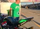 Horst Saiger - MacauGP 2016 - Fahrerlager vor der Action - Renntagebuch