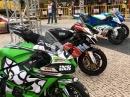 Horst Saiger - MacauGP 2017 - Vorbereitung Bikeshow