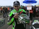 Horst Saiger North West 200 Superstock | Platz 5 und Rundenrekord
