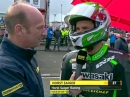 Horst Saiger - NW200 2015: 'Its blowing me away ...!""