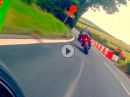 Classic TT 2016, Horst Saiger Onboard - Kawasaki ZXR750